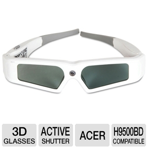 Acer JZ.JBU00.012 3D Glasses for H9500BD
