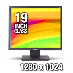 Acer V193 DJb 19&quot; LCD Monitor