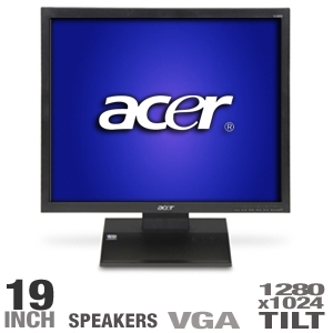 Acer V193 DJbm 19&quot; LCD Monitor