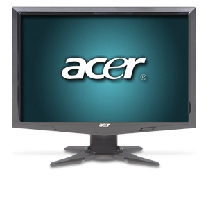 Acer G195WAB 19&quot; Class Widescreen LCD HD Monitor