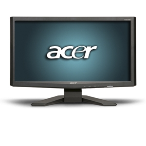 Acer X203H CBD 20&quot; Widescreen LCD Monitor