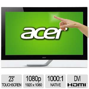 Acer Touch series Monitor