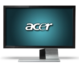"Acer S273HL BMII 27"" Widescreen LED Monitor-1080p, 1920x1080, 16:9, 12000000:1 Dynamic, 2ms, VGA, 2 HDMI"