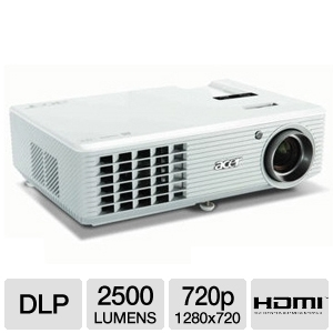 Acer H5360 EY.K0701.020 DLP Projector  REFURB