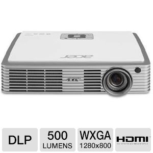 Acer K330 WXGA Home Theater DLP Projector