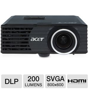 Acer K11 DLP SVGA Pocket Size Projector