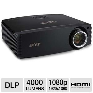 Acer P7500 1080p Home Theater DLP Projector