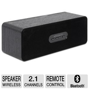 Affinity SBX400 Bluetooth 2.1 Wireless Speaker
