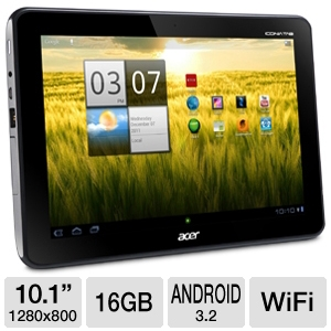 Acer Iconia 10.1&quot; 16GB Android Tablet