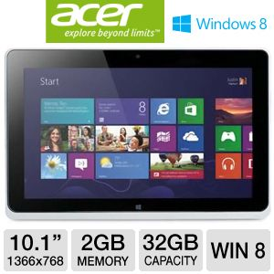 Acer Iconia W510 10.1&quot; Atom 32GB Tablet