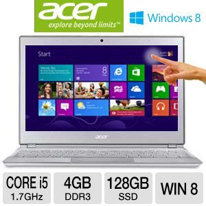 "Acer Aspire 11.6"" Core i5 128GB SSD Ultrabook"