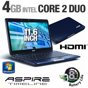 Acer Aspire Timeline AS1810T-8488 Notebook PC