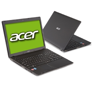 Acer Aspire AS5253-BZ602 15.6&quot; Black Notebook