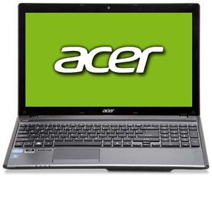 "Acer Aspire Core i5, 4GB 500GB HDD 15.6"" Black NB"