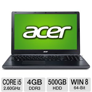 Acer Aspire E1-572-6870 Notebook PC