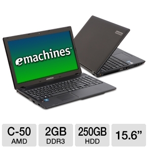 "eMachines eME443-BZ602 15.6"" Notebook PC"
