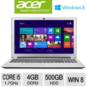 Acer Aspire Core i5 500GB HDD 4GB RAM Notebook PC