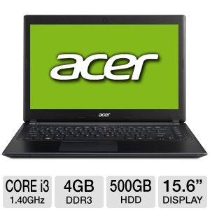Acer Aspire Core i3 500GB HDD 4GB RAM Notebook PC