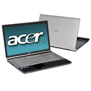 "Acer Aspire AS8950G-9839 18.4"" Notebook PC"