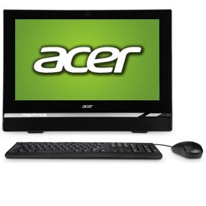 "Acer Aspire 4GB, 500GB 20"" All-In-One-PC REFURB"