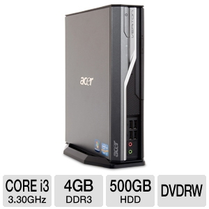 Acer Veriton VL4618G-Ui32120W Desktop PC
