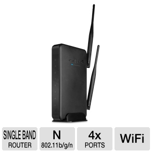 Amped Wireless Wireless-N 600mW Smart Router