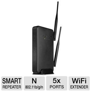 Amped Wireless Wireless-N 600mW Range Extender