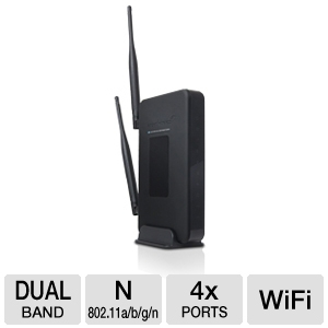 Amped Wireless Wireless-N 600mW Router