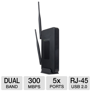 Amped Wireless Wireless-N Dual Band Repeater