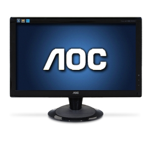 AOC e2236Vw 21.5&quot; Widescreen LED LCD Monitor