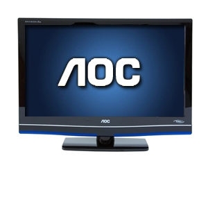 "AOC LE24H067 23.6"" Widescreen LED-LCD HDTV"