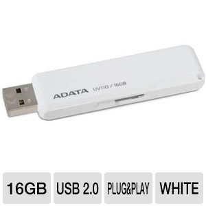 ADATA UV110 16GB USB Flash Drive