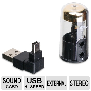 IOGEAR USB Theater Sound Xperience Sound card