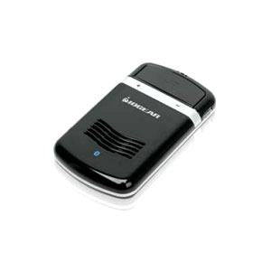 Iogear GBHFK231 Solar Bluetooth Hands-Free Car Kit
