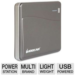 IOGEAR  Power Station for Tablets & Smartphones