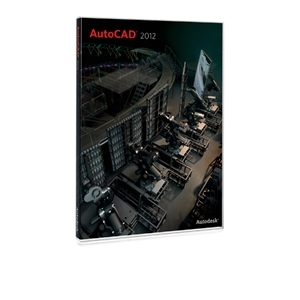 Autodesk AutoCAD 2012 ADD NLM w Subscription