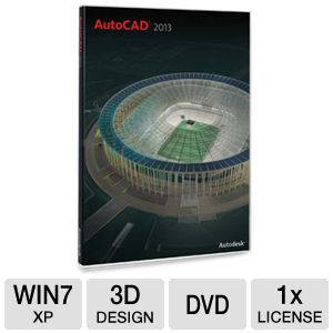 Autodesk AutoCAD 2013 Software Upgrade