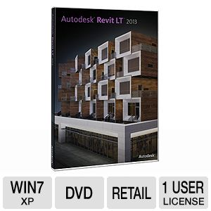Autodesk Revit LT 2013 Software
