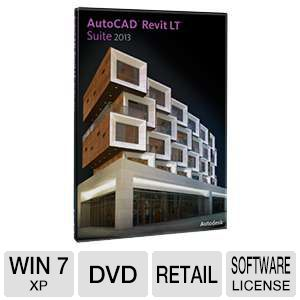 Autodesk AutoCAD Revit LT Suite 2013