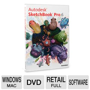 Autodesk SketchBook Pro 6 Software
