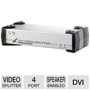 Aten DVI Video Splitter