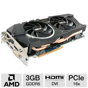 Sapphire Radeon HD 7970 3GB GDDR5 Video Card