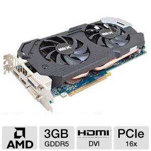 Sapphire Radeon HD 7950 3GB GDDR5 Video Card
