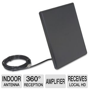 RCA ANT1450BM Flat Indoor Antenna - Refurbished
