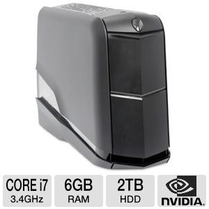 Alienware Aurora Core i7, 2x 1TB HDD Gaming PC