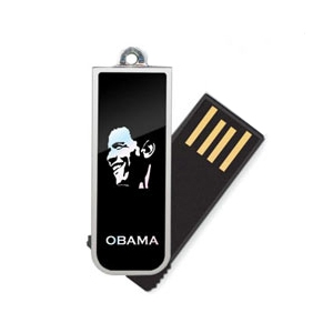 Active Media Products PV8G-OB Obama USB Flash Driv