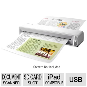 Penpower WorldocScan Pro Document Scanner