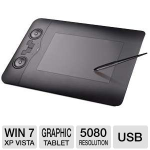 Penpower Monet Professional Graphic Tablet