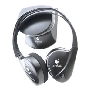 Able Planet True Fidelity IR200T Wireless Headphones 