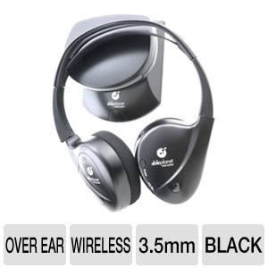 Able Planet True Fidelity IR200T IR Headphones
